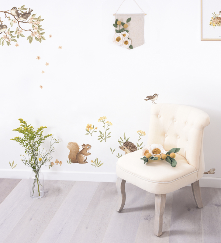 Kids wall decals | Piccolo House