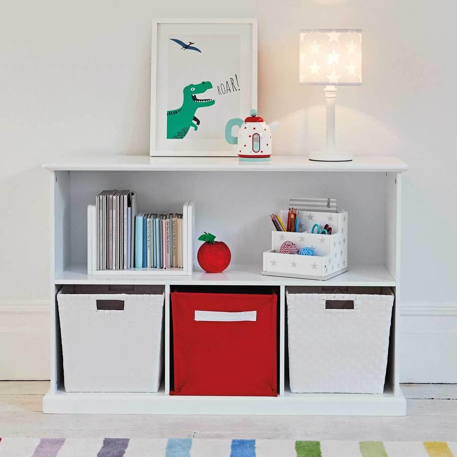 Book shelves kids room | Piccolo House