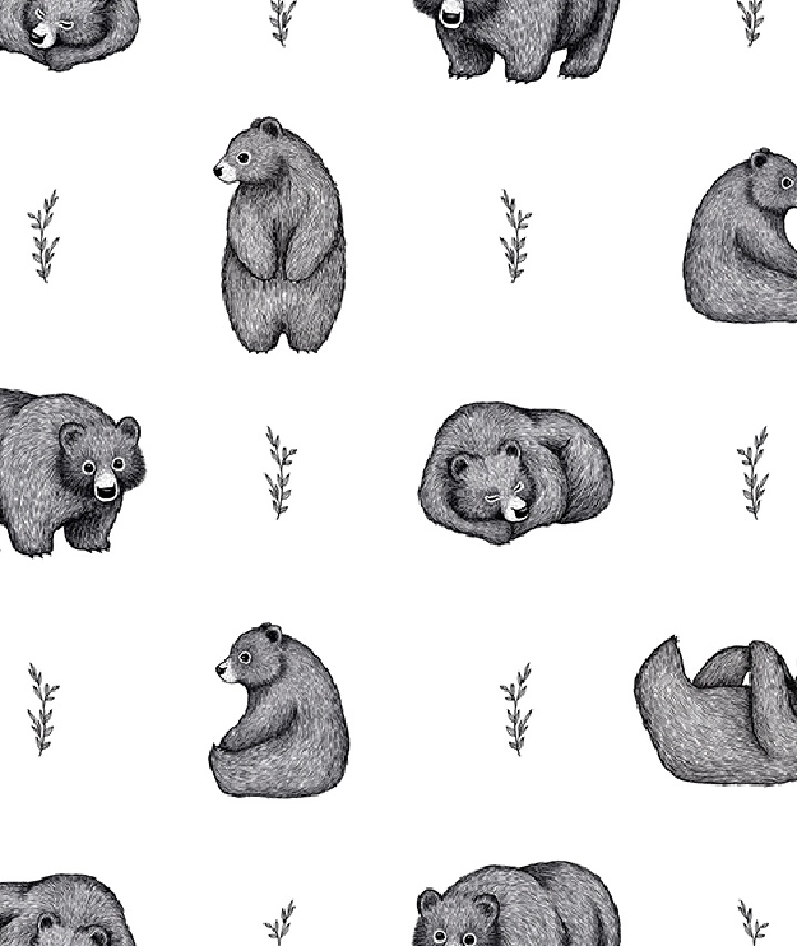 Baby wall paper | Piccolo House