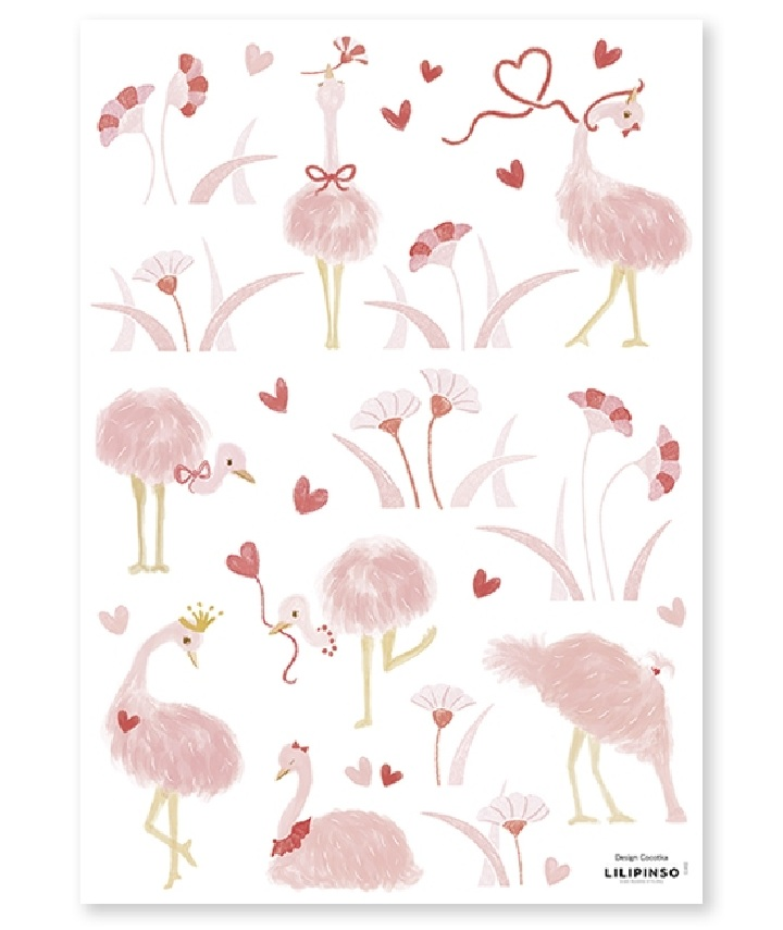 Animal wall decals| Piccolo House