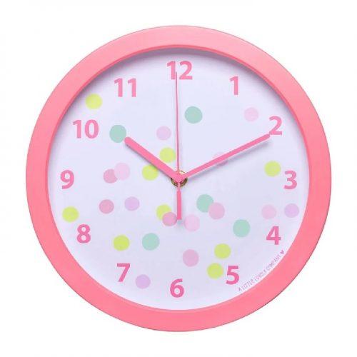 confetti clock