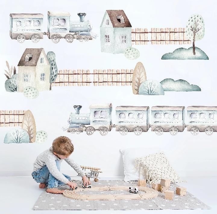 Children's room stickers| Piccolo House