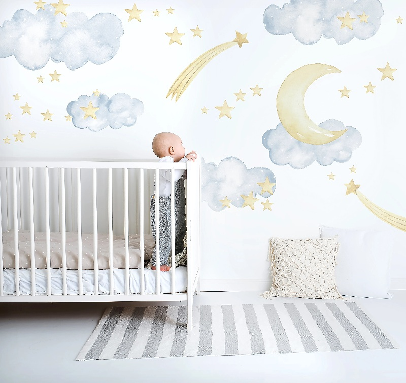 Toddler wall stickers| Piccolo House