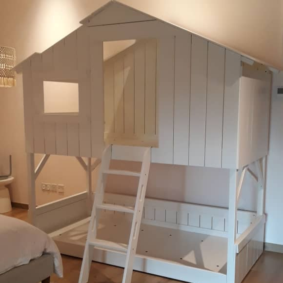 Treehouse bunk bed | Piccolo House