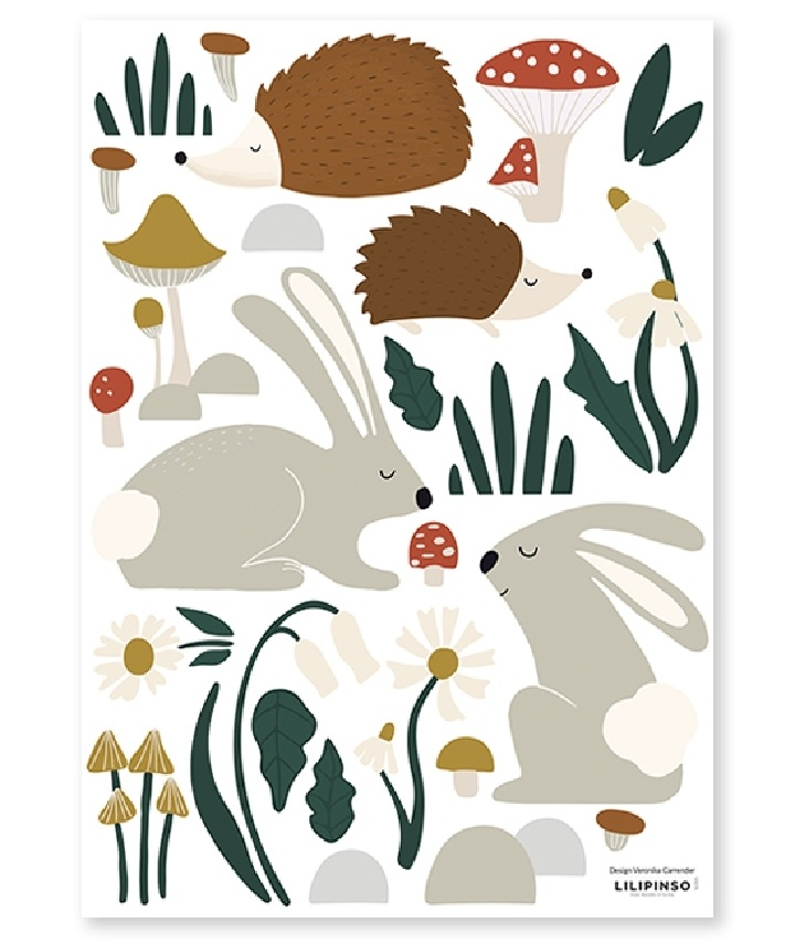 Kids decals| Piccolo House